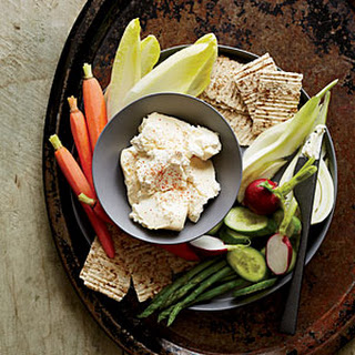 Miso-Infused Cream Cheese Spread.