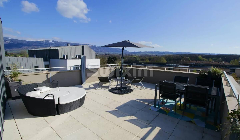 Appartement avec terrasse Saint-Julien-en-Genevois