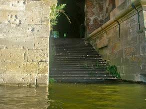 Photo: Spora woda przy spichlerzu