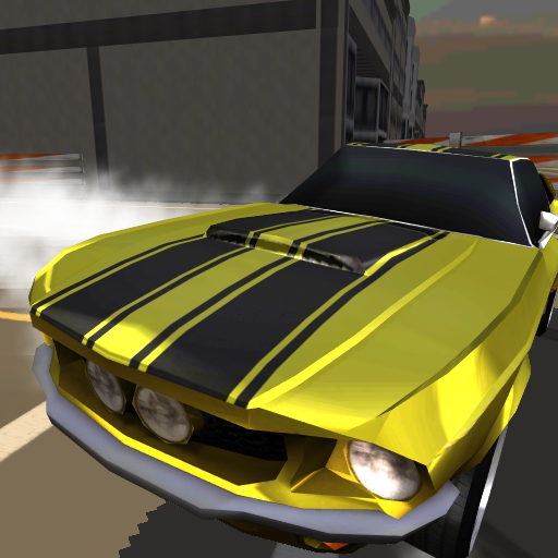 エクストリームカー激怒ドリフトレース 賽車遊戲 LOGO-玩APPs