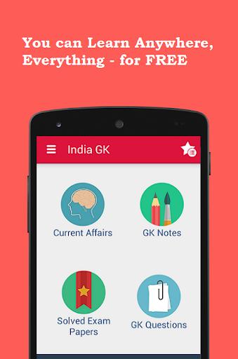 India GK 2.1.3 screenshots 1