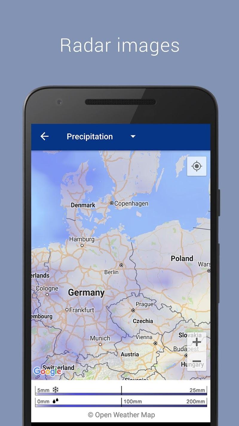 Transparent clock weather Pro Screenshot 14