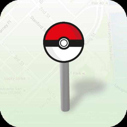 Pokémaps - Maps for Pokemon Go 工具 App LOGO-APP開箱王