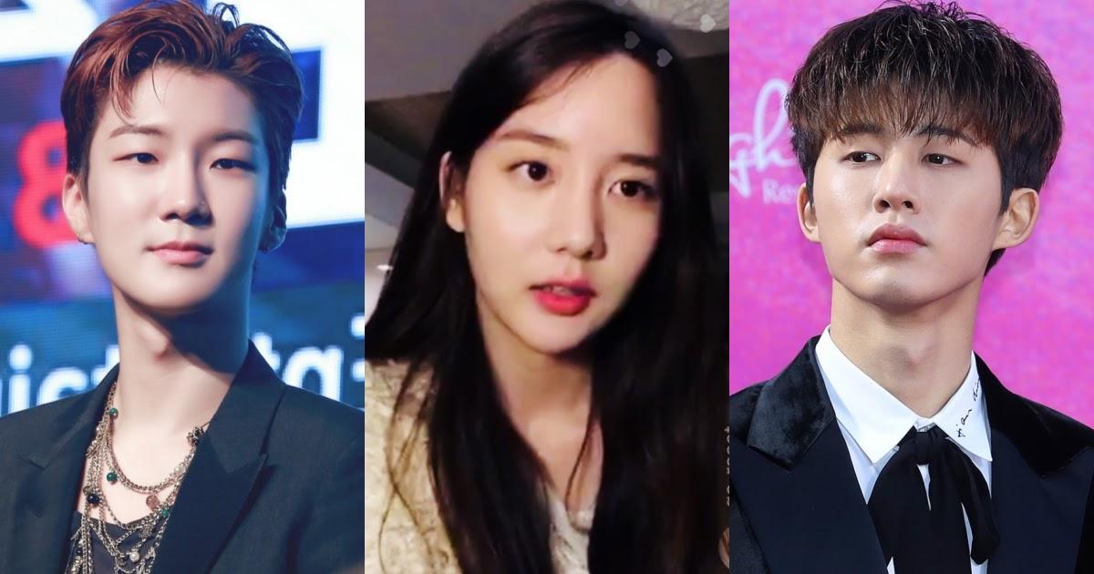 han seo hee winner seunghoon bi