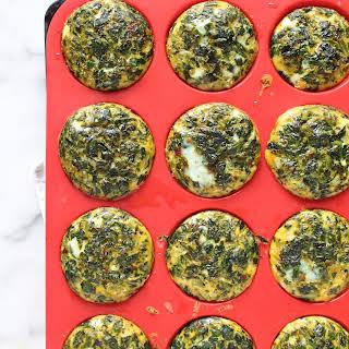 2 Ingredient Egg Muffins.