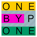 One By One PRO - Multilingual Word Search icon