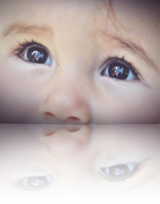 occhi di bambino di kaos
