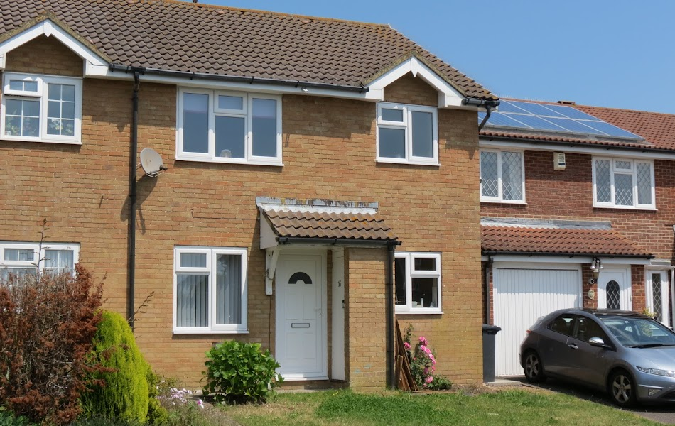 1 bedroom house to let