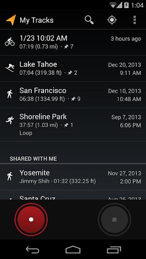 [請益] 自動記錄旅行足跡的app - 看板Android - 批踢踢實業坊