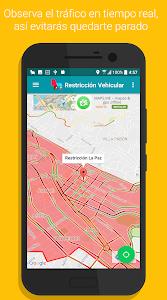 Restricción Vehicular screenshot 3