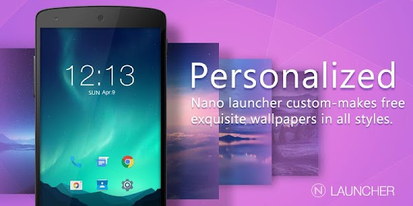Nano Launcher-fast&small&smart v2.0.8