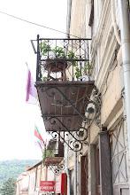 Photo: Day 89 - Balcony in Gurko Street in Veliko Turnovo