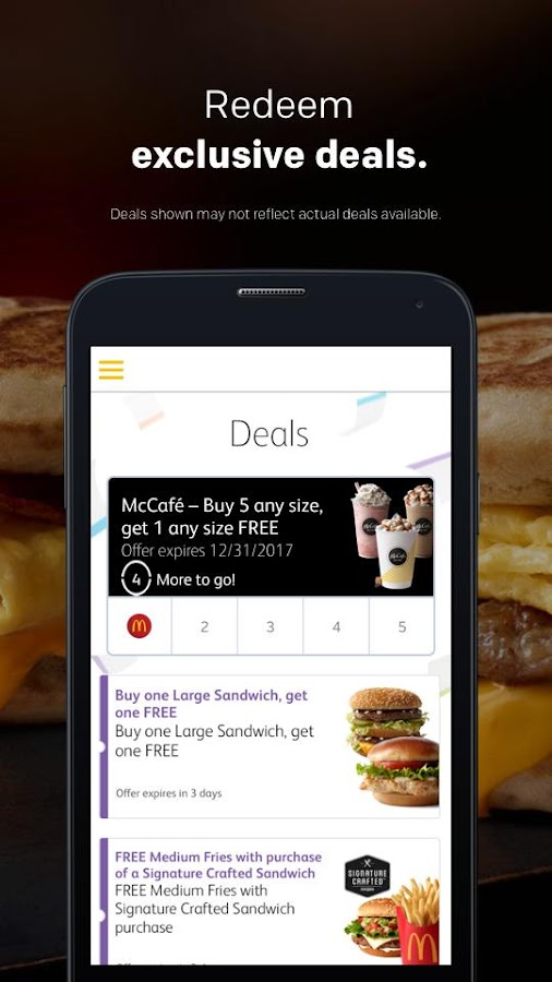 How to cancel orders on the mobile app : McDonalds
