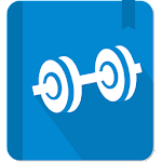 GymRun Workout Diary and Fitness Tracker Icon