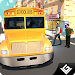 Urban City Schoolbus Driver 3D icon