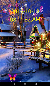 3D Christmas Wallpapers screenshot 3