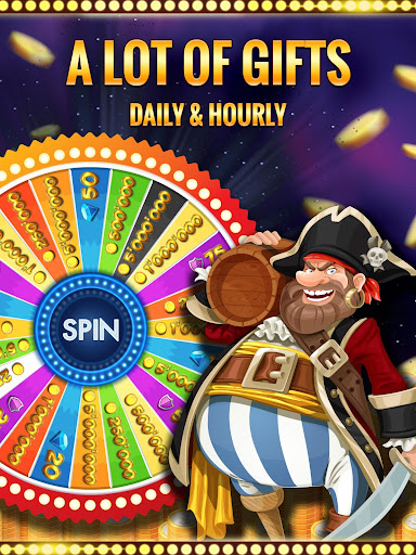 Treasure VIP Casino Slot