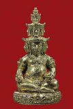 พระเก้าหน้า เศรษฐีนวโกฏิ หลวงพ่อทองดำ วัดถ้ำตะเพียนทอง
