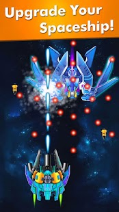 Galaxy Attack: Alien Shooter - náhled