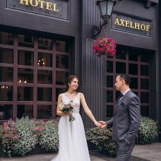 Wedding photographer Antonina Mazokha (antowka). Photo of 27.09.2018