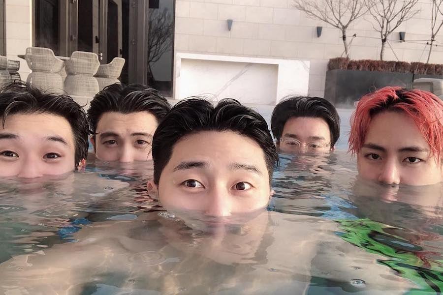park seo joon bts v peak boy 1