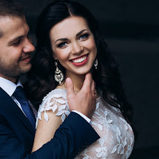 Wedding photographer Vitaliy Baranok (vitaliby). Photo of 23.08.2018