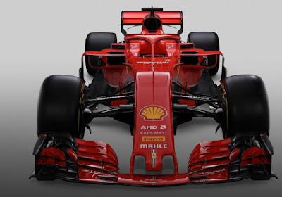 Wat een machine! Met deze flitsende bolide wil Ferrari straks gooi doen naar wereldtitel