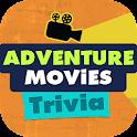 Adventure Movies Trivia Quiz icon