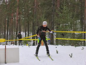 Photo: Осипов Александр на финише