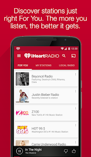 iHeartRadio Free Music & Radio Screenshot 6