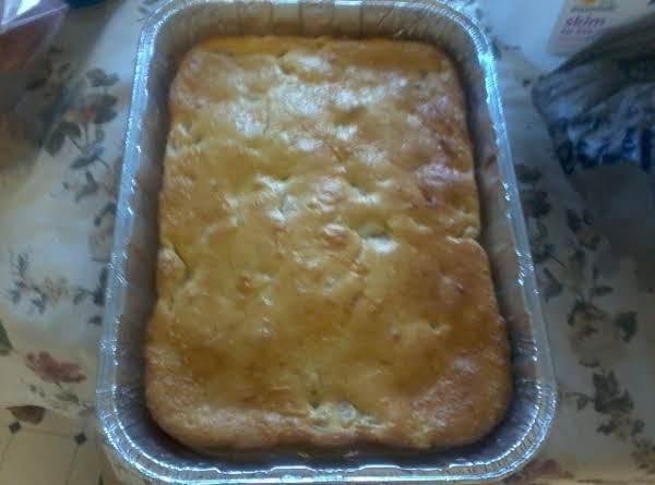 Sugar Free Apple Cream Cheese Cake Recipe