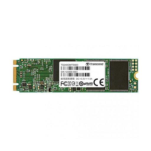 ổ cứng SSD Transcend 820s 240GB M2 Sata3 (TS240GMTS820S)