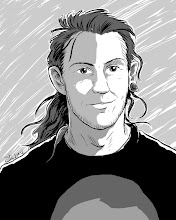 Photo: Not Quite 365 366 Avatars Project 2012 Say hello to avatar #12, +Rich Healey . I'm especially happy with the way this one turned out. Was a lot of fun to draw.