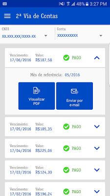 Meu Vivo Empresas - screenshot