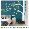 Free Bedroom Wall Painting Inspiration icon