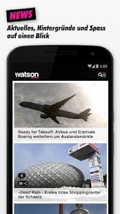 watson News - náhled