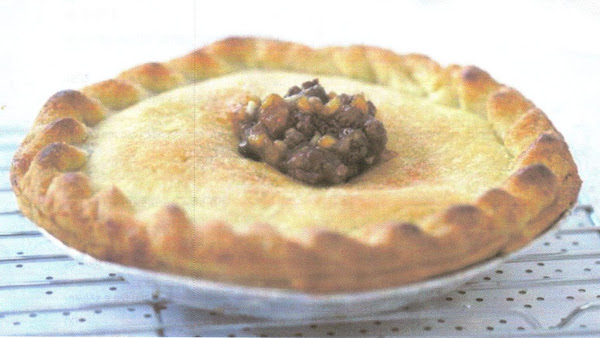 Apple Mince Walnut Pie Recipe