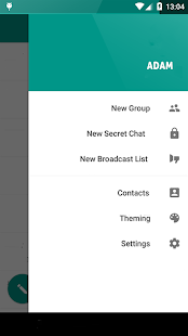 Messenger : All In One Social Networks Chat App - náhled