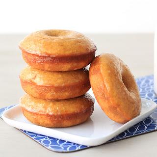 HG's Glazy Maple Donuts
