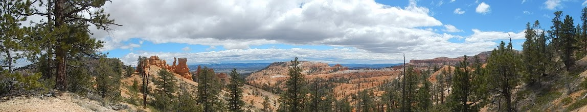 Photo: View from the rim trail.