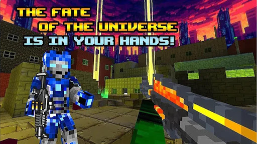 Rescue Robots Sniper Survival android2mod screenshots 2