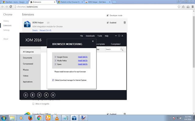 Xdm helper chrome web store xdm integration module for chrome ccuart Image collections