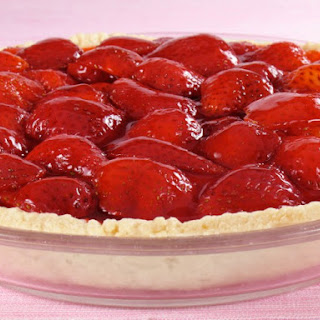 7 Up Fresh Strawberry Pie.