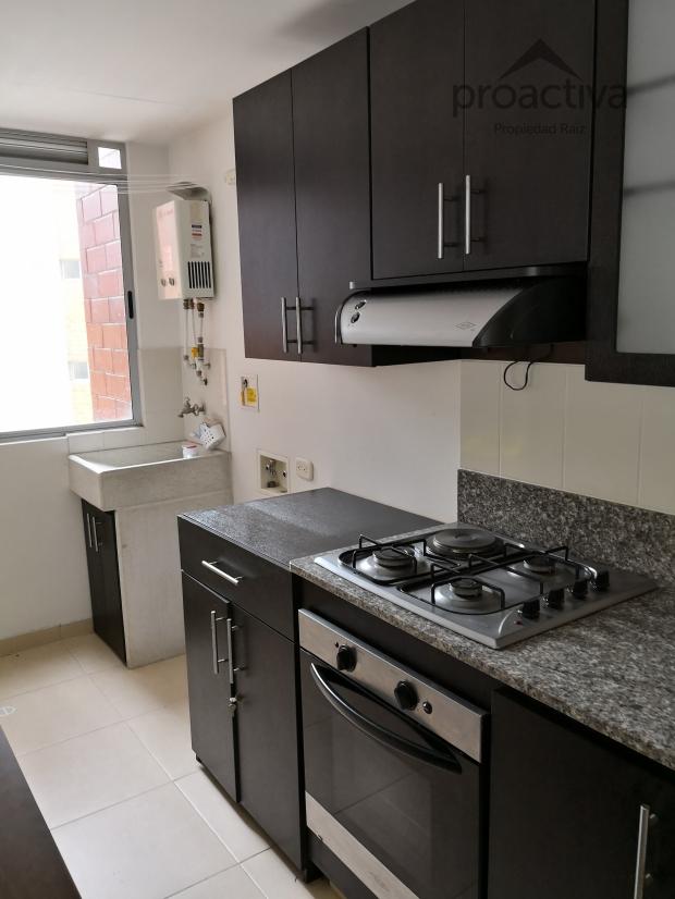apartamento en arriendo camino verde 497-6107
