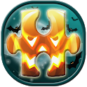Scary Jigsaw Puzzles Free 👻 Halloween Games icon