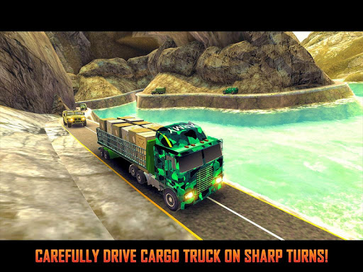 Army Tank Transport Plane Sim screenshots 5