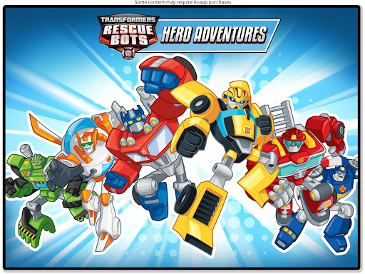 Transformers Rescue Bots: Hero Adventures 2.2 screenshots 13