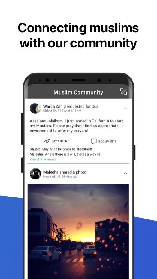 Athan: Prayer Times, Azan, Quran & Qibla Finder Screenshot 7