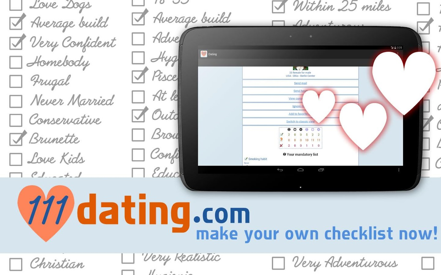 Dating- screenshot