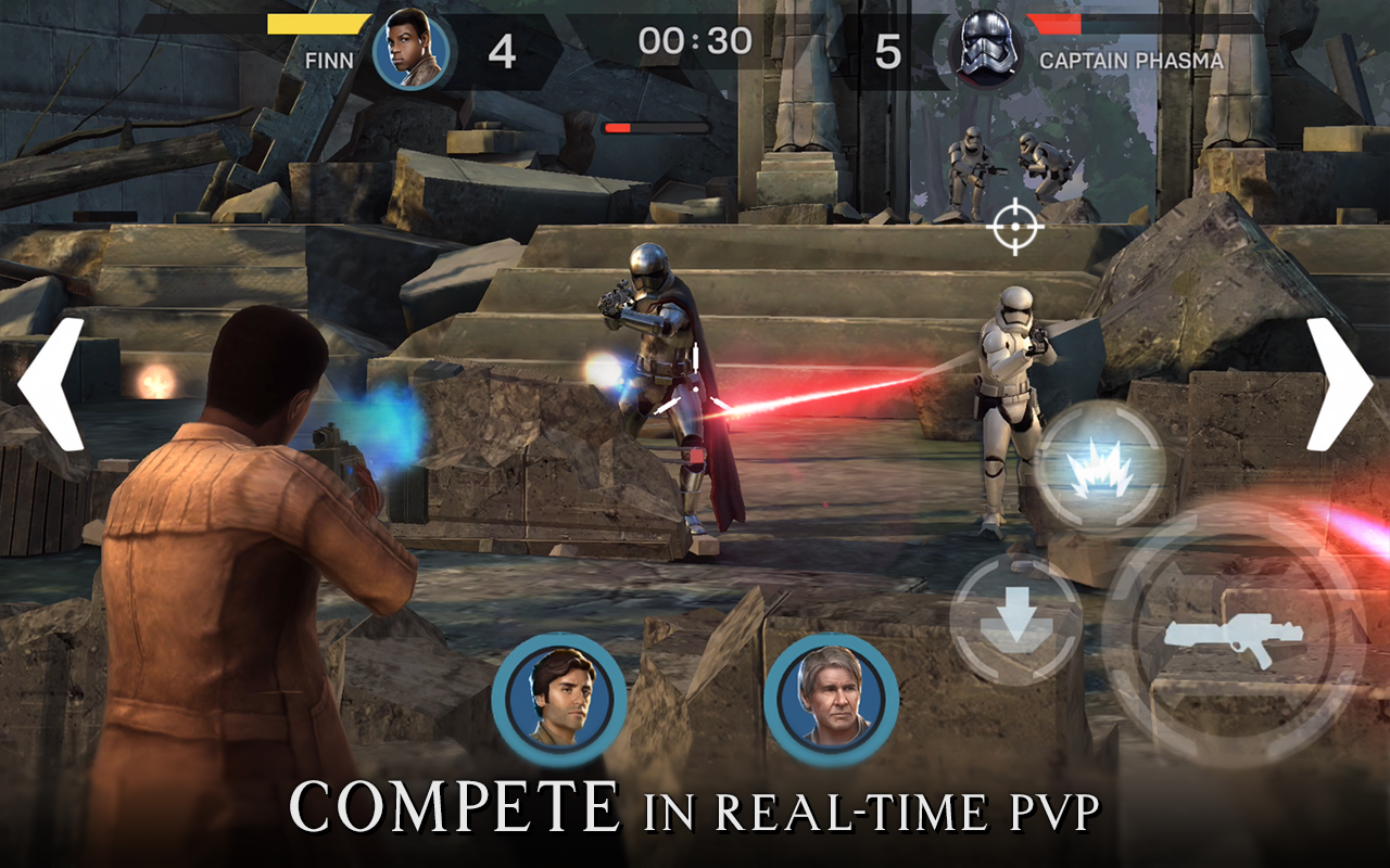 Star Wars: Rivals™ (Unreleased)- screenshot